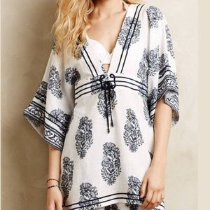 Anthropologie Ranna Gill Palolem Cover-Up